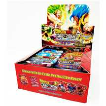 Dragon Ball Super Set 06 Booster Box Destroyer Kings (24 buste) Reprint