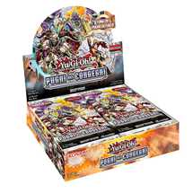 Box YGO Fists of the Gadgets display 24 buste