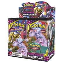 Box Pokemon Sole e Luna Sintonia Mentale (36 buste)