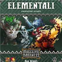 Massive Darkness - Elementali