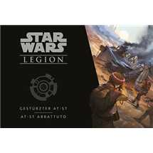 Star Wars: Legion - AT-ST Abbattuto