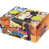 Naruto Boruto Card Game Storage Box