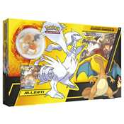 Pokemon Reshiram e Charizard GX Figure Collection