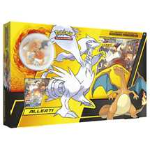 Pokemon Reshiram e Charizard- GX Figure Collection