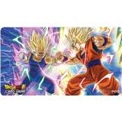 E-85984 Dragon Ball Super Playmat Vegeta vs Goku + Tubo