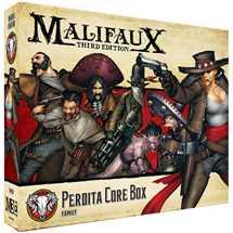 WYR23107 Perdita Core Box
