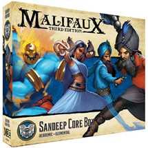 WYR23316 Sandeep Core Box