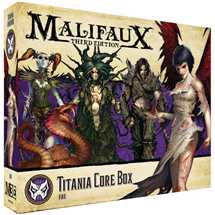 WYR23422 Titania Core Box