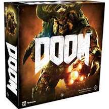 Doom - Gioco da Tavolo 2° Edizione