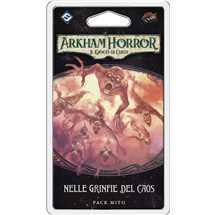 Arkham Horror LCG - Nelle Grinfie del Caos