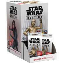 Star Wars Destiny - Booster Box Scintilla di Speranza