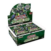 Box YGO Chaos Impact 1a ed. display 24 buste