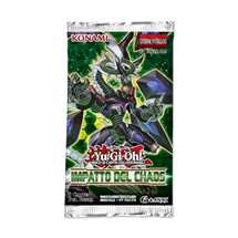 Booster Pack YGO Chaos Impact 1st Edition