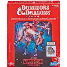 Stranger Things Dungeons & Dragons RPG Set