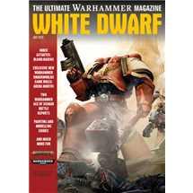 White Dwarf - Luglio 2019