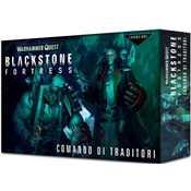 BF-03-02 Warhammer Quest Blackstone Fortress Comando di Traditori