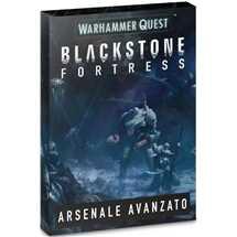 Warhammer Quest Blackstone Fortress Arsenale Avanzato