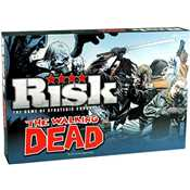 Risk The Walking Dead Comic Book