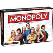 Monopoly Big Bang Theory 2019