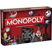 Monopoly Nightmare Before Christmas 2019