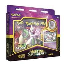 Pokemon Destino Sfuggente Pin Collection - Mewtwo