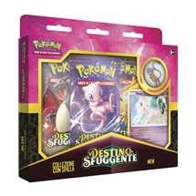 Pokemon Destino Sfuggente Pin Collection - Mew