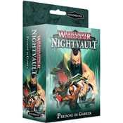 110-35-02 Warhammer Underworlds Shadespire Predoni di Garrek