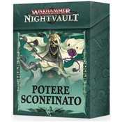 110-58-02 Warhammer Underworlds Nightvault Potere Sconfinato
