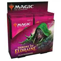 Box MTG Throne of Eldraine Collector (12 Boosters) - EN