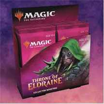 MTG - Throne of Eldraine Theme Booster Display (10 Packs) - EN