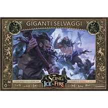 A Song of Fire and Ice - Giganti Selvaggi (con Basetta)