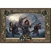 A Song of Fire and Ice - Mogli di Lancia