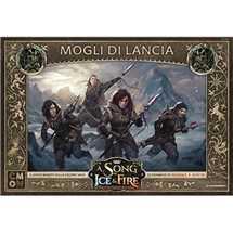 A Song of Fire and Ice - Mogli di Lancia