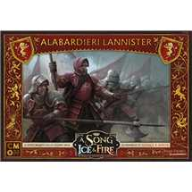 A Song of Fire and Ice - Alabardieri Lannister