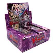 Box Buste CF Vanguard EC04 Extra Collection 4 (30 buste)