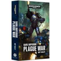 Dark Imperium Plague War Novel