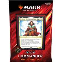 Mazzo Commander 2019 Mystic Intellect ITA