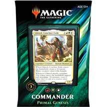 Mazzo Commander 2019 Primal Genesis ITA