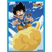 Dragon Ball Dragon Ball Super Standard Size Deck Protector sleeves Son Goku Bambino