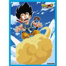 Dragon Ball Dragon Ball Super Standard Size Deck Protector sleeves Son Goku Bambino