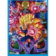 Dragon Ball Dragon Ball Super Standard Size Deck Protector sleeves Majin