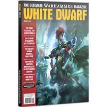 White Dwarf - Agosto 2019