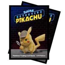 E-15201 Deck Protector Pokemon Detective Pikachu 65ct