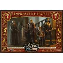 A Song of Fire and Ice - Eroi Lannister #1