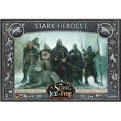 A Song of Fire and Ice - Eroi Stark #1