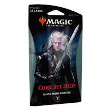 MTG - Set Base 2020 Theme Booster Nero - EN