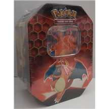 Collectible Tin Hidden Fates Charizard GX