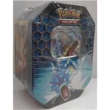 Collectible Tin Hidden Fates Gyarados GX