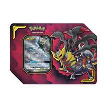 Power Partnership Tins:  Garchop & Giratina GX