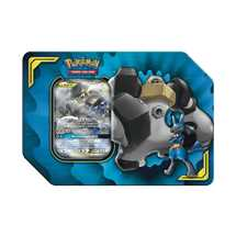 Power Partnership Tins:  Lucario e Melmetal GX